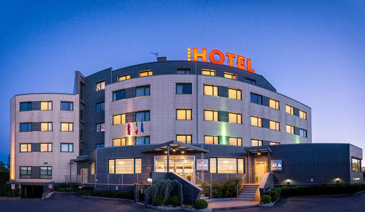 Hotel san luigi for Hotel san salvario torino